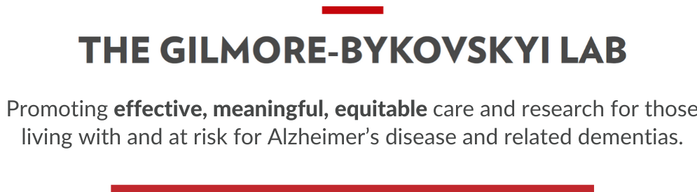 promoting effective, meaningful, equitable care and research for those living with and at risk for Alzheimer's disease and related dementias